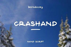 Crashand Font