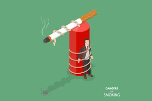 Danger of smoking