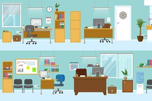 Office Interiors Template