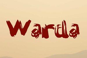 Warda Font