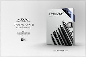 RM Concept Artist III (bundle)