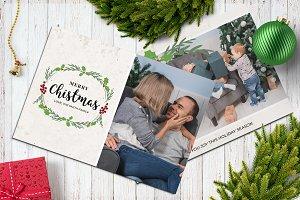 Christmas Postcard 5x7 V19