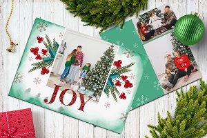 Christmas Postcard 5x7 V20