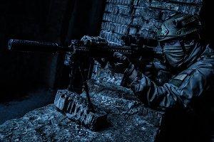 High accuracy firing