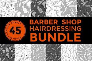 25% OFF barber & hairdressing