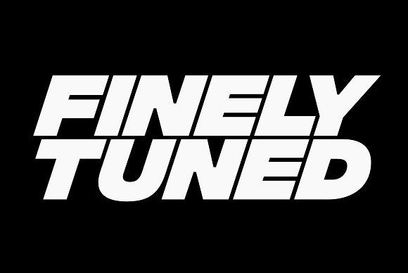 Integral CF Ultra Bold Titling Font Sans Serif Fonts Creative Market