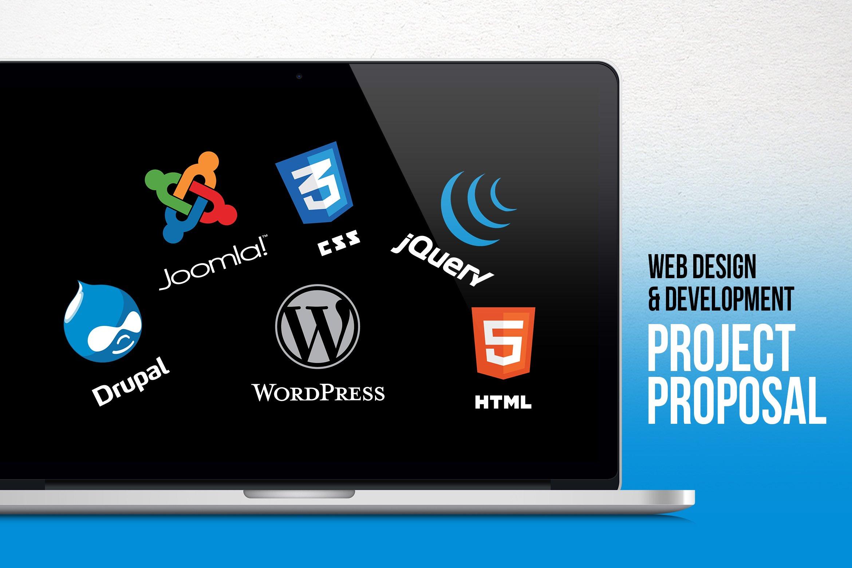 Web Design And Development Project Responsive Website