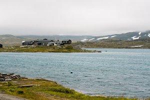 Norway lake houses