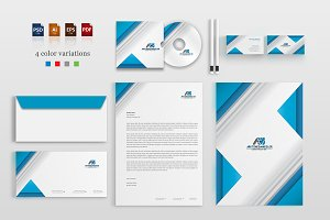 Corporate Stationery Pack