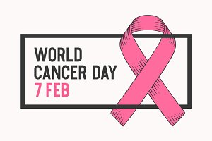 Poster World Cancer Day