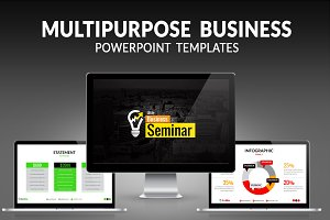 Multipurpose Business Presentation