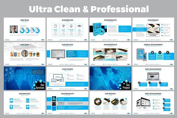multipurpose business presentation presentation templates