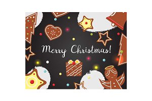 Christmas New Year backgrounds