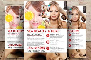Sap Beauty Flyer