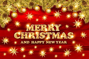 Merry Christmas and Happy New Year l
