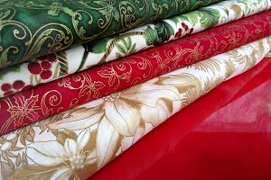 Fabrics for patchwork