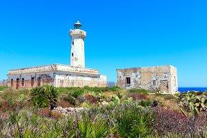 Capo Murro di Porco lighthouse