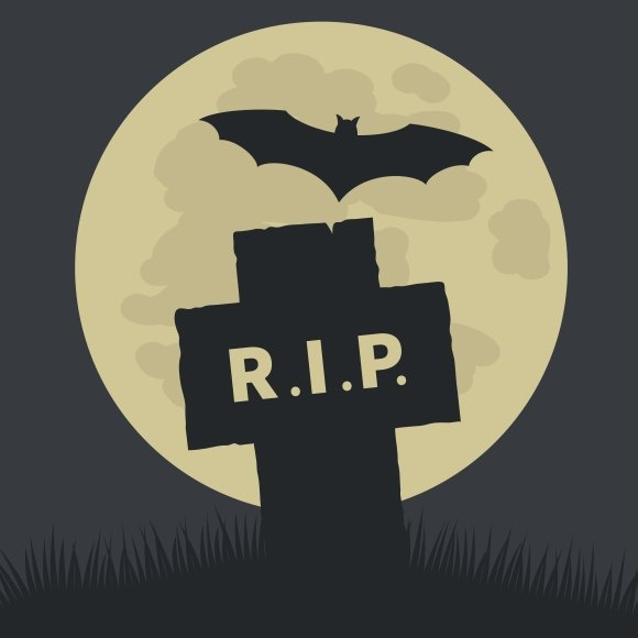 Rest in Peace Design in Graphics