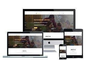 ET Wevo – Web Design WordPress Theme