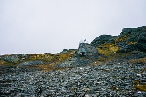 Meteo station in Norway
