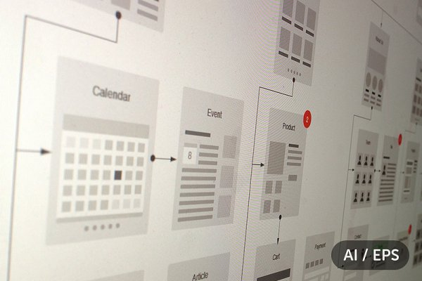 Website Flowcharts and Site Maps AI