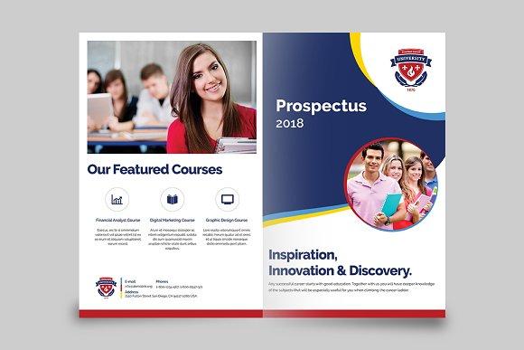 Bi-Fold Prospectus 2018
