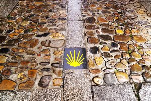 way of St James Compostela