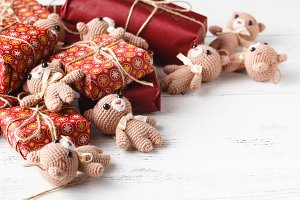 Cute teddy bear toys