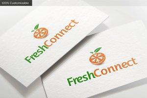 Orange Fresh Connect logo