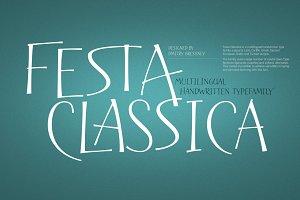 Festa Classica Family
