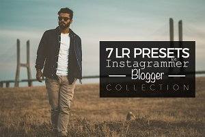 7 Lightroom Presets - Instragrammer