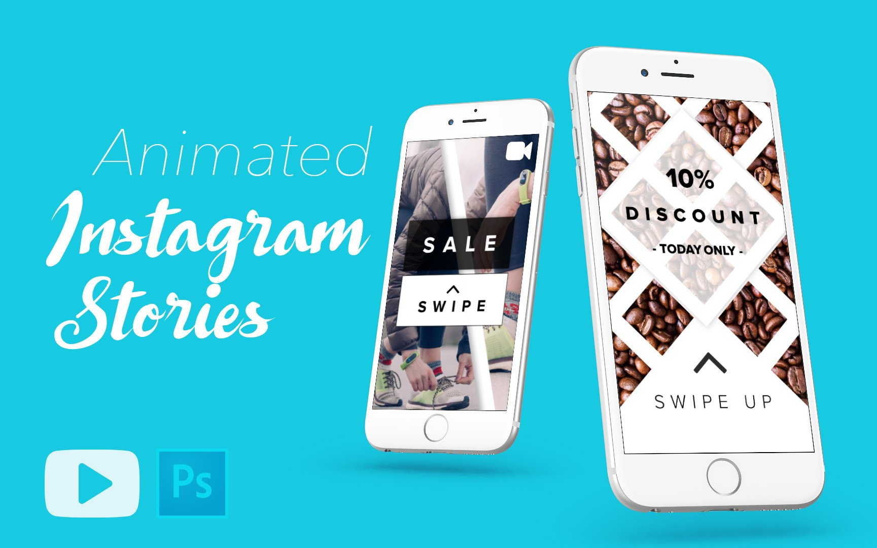 how to add animated instagram story