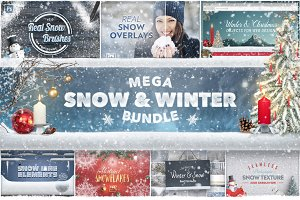 Snow & Winter Bundle - SALE!