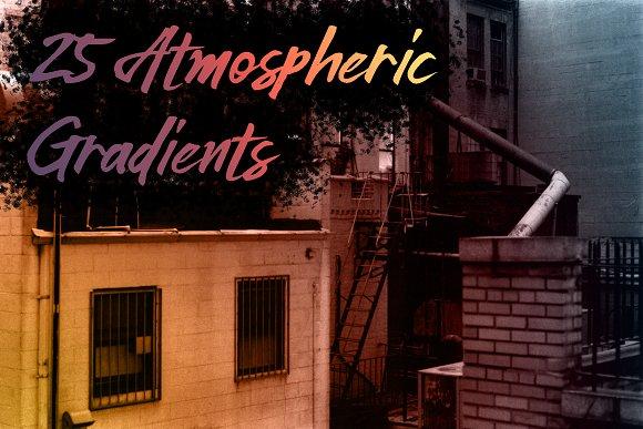 Atmospheric Gradients