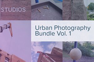 Urban Photography Bundle Vol. 1