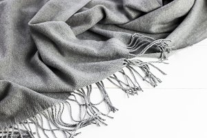 Fashionable women's accessory scarf