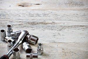 Socket spanner wrench
