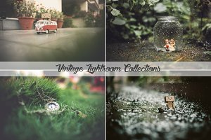 Vintage/Retro LR Preset Collections