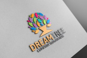 Dream Tree Logo Discount % 25