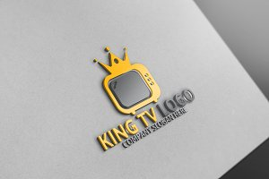 King Tv Logo