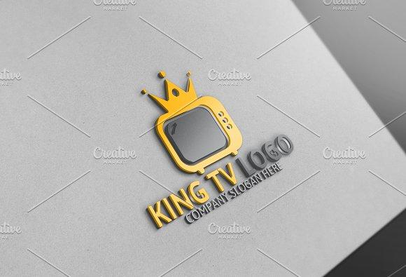 King Tv Logo