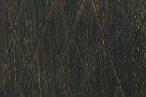 Dark toned natural oak wood texture