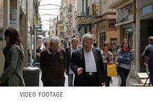 Barcelona's streets
