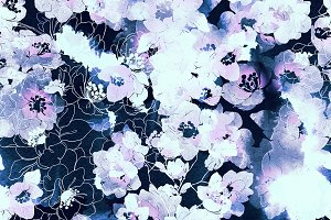 sakura seamless pattern | JPEG