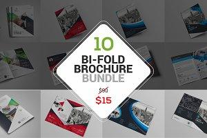 10 The Bi-Fold Brochure