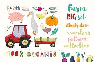 Happy Farm clipart