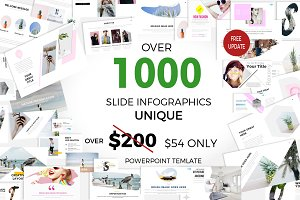 1000 SLIDE PRESENTATION SALE OF