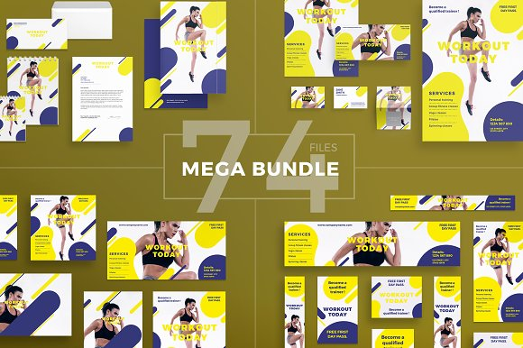 Mega Bundle | Workout