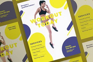 Posters | Workout