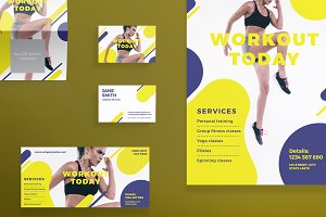 Print Pack | Workout